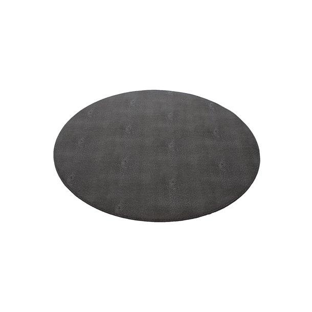 Dækkeserviet, sort