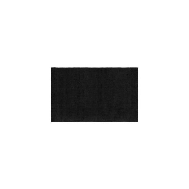 Tæppe sort