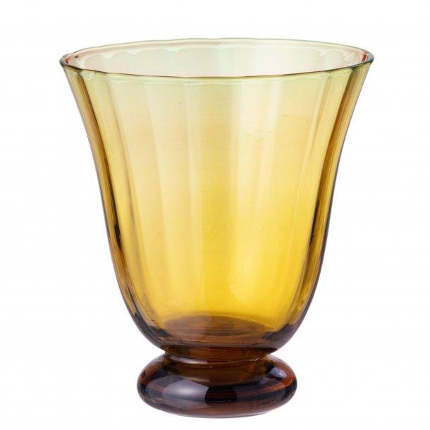 Drikkeglas gul